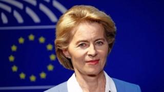 Bộ trưởng Quốc phòng Đức đắc cử chức Chủ tịch EC