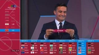 Vòng loại World Cup 2022: Tuyển Việt Nam vào bảng đấu 'ngoài sức tưởng tượng'