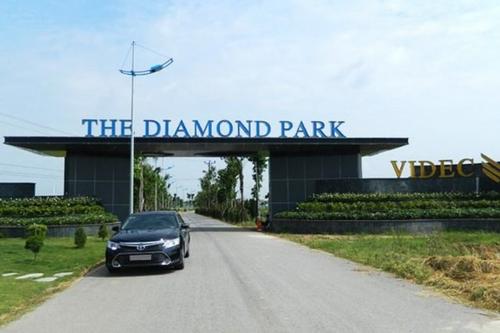 thanh tra phat hien hang loat sai pham tai du an the diamond park cua videc