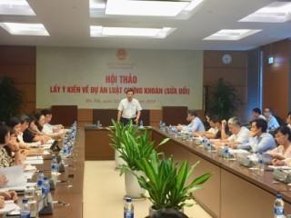 TS. Lê Xuân Nghĩa: Ủy ban Chứng khoán độc lập sẽ tăng vị thế thị trường tài chính
