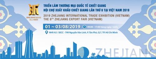 106 doanh nghiệp tham dự Triển lãm Thương mại quốc tế Chiết Giang 2019 tại Việt Nam
