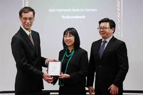 The Asian Banker đánh giá cao về giải pháp thanh toán của Techcombank