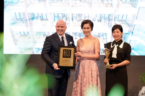 Công bố kết quả giải thưởng Best Hotels - Resorts Awards 2019