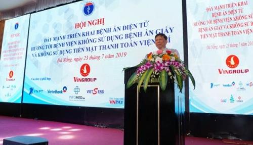 VietinBank và Bộ Y tế đẩy mạnh triển khai bệnh án điện tử