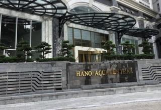 Công an Hà Nội khuyến cáo người dân không nên vào ở tòa nhà Ha Noi Aqua Central