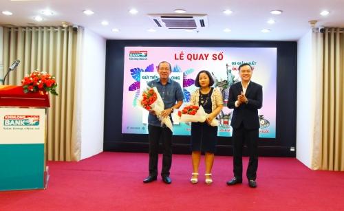 Kienlongbank: 90 khách hàng trúng thưởng du lịch nước ngoài