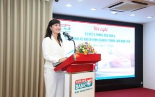 Kienlongbank hoàn thành 48,52% kế hoạch lợi nhuận