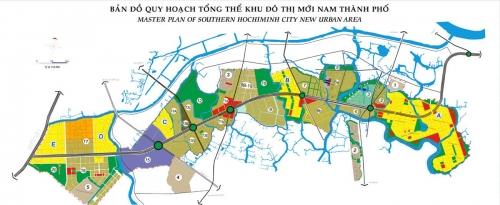 Thí điểm thành lập Ban quản lý Khu Nam TP.HCM