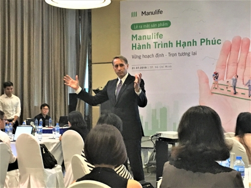 Manulife - Hành trình hạnh phúc: Tạo nền tảng tài chính cho khách hàng
