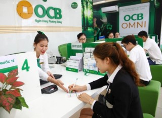 OCB lãi 1.119 tỷ đồng trong 6 tháng đầu năm 2019