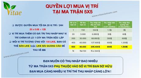 canh bao kinh doanh da cap trai phep tren nen tang thuong mai dien tu