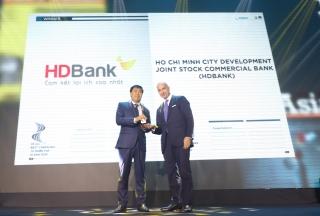 HDBank 3 năm liền vào danh sách 'Nơi làm việc tốt nhất châu Á'