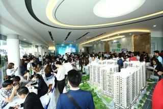 Nguồn cung căn hộ tại Hà Nội thấp kỷ lục