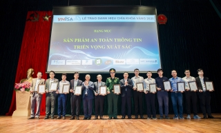VNISA khởi động chương trình bình chọn danh hiệu