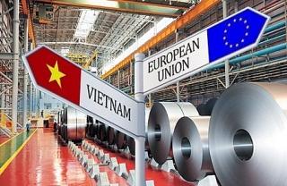 EU gia hạn biện pháp tự vệ đối với thép nhập khẩu thêm 3 năm