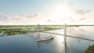 Cú huých hạ tầng tạo đà tăng trưởng bất động sản Bến Tre