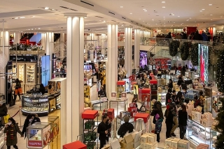 Giá tiêu dùng của Mỹ tăng cao nhất trong 13 năm