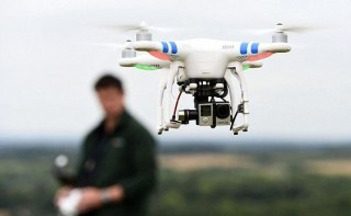 Flycam: Trò chơi, hay nghịch dại?