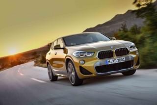 BMW X2 sẽ ra mắt trong tháng 9
