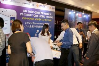 Ví Việt tham dự Japan ICT Day 2018
