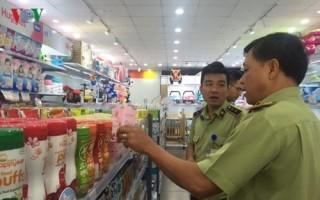 Tăng cường đấu tranh với hàng giả mạo xuất xứ Made in Vietnam
