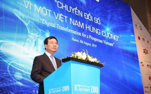 Chuyển đổi số vì một Việt Nam hùng cường