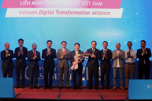 Ra mắt Liên minh Chuyển đổi số Việt Nam