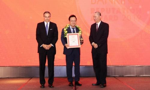 MB lọt Top 5 ngân hàng thương mại Việt Nam uy tín năm 2019
