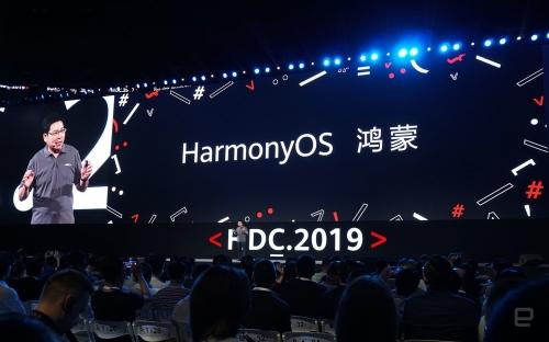 Huawei ra mắt hệ điều hành riêng mang tên HarmonyOS