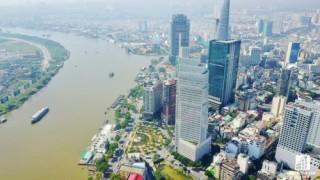 TP.HCM: Sẽ  xây cầu đi bộ vượt sông Sài Gòn