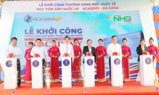 Tập đoàn Nguyễn Hoàng khởi công UKA Đà Nẵng