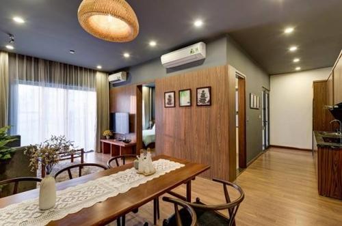 The Zen Residence và mô hình căn hộ 1 + 1