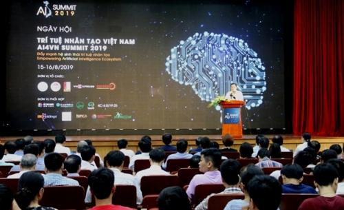 Kỳ vọng vượt lên với AI