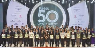 50 công ty niêm yết tốt nhất 2019: Dấu ấn doanh nghiệp tư nhân