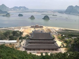 Bộ Tài nguyên và Môi trường trả lời về việc giao đất xây chùa Bái Đính, Tam Chúc