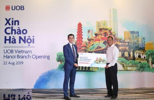 Ngân hàng UOB khai trương chi nhánh tại Hà Nội