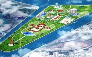 Khu du lịch tâm linh đảo Cái Tráp của Xuân Trường có thể bị dừng triển khai