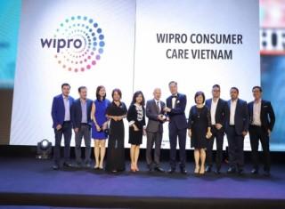 Wipro Consumer Care Việt Nam được vinh danh Nơi làm việc tốt nhất châu Á