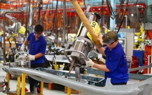 8 tháng đầu năm, chỉ số sản xuất công nghiệp IPP ước tăng 9,5%