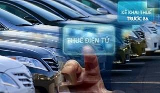 Nộp lệ phí trước bạ ô tô, xe máy như thế nào từ 1/8/2020