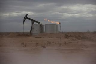 Giá dầu ổn định khi bão đổ xuống Vịnh Mexico