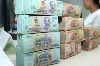 Bội chi ngân sách nhà nước 8 tháng khoảng 106 nghìn tỷ đồng