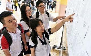 Một số trường đại học công bố điểm sàn xét tuyển năm 2020