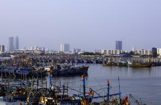 Đà Nẵng ghi nhận thêm 53 ca COVID-19 liên quan đến cảng cá lớn nhất miền Trung