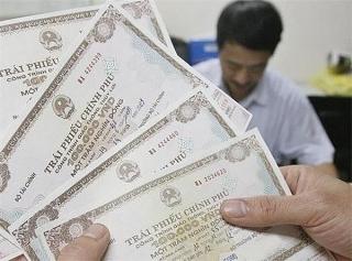 TPCP tháng Bảy: Giá trị giao dịch đạt trên 9 nghìn tỷ đồng/phiên