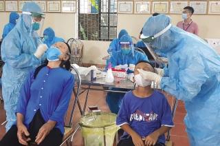 Bắc Ninh khẩn cấp cách ly y tế toàn huyện Lương Tài