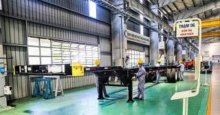 THACO AUTO xuất khẩu hơn 6.000 sơ-mi rơ-moóc sang Mỹ