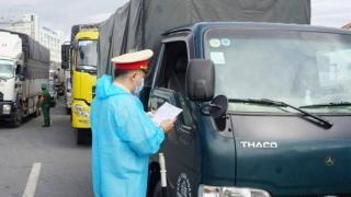 Đề nghị địa phương làm đúng hướng dẫn chung về tổ chức giao thông