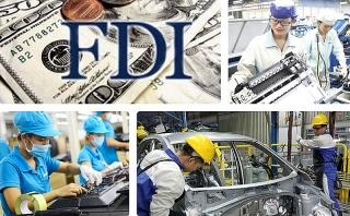 Giải ngân vốn FDI giảm mạnh trong tháng Tám do Covid-19