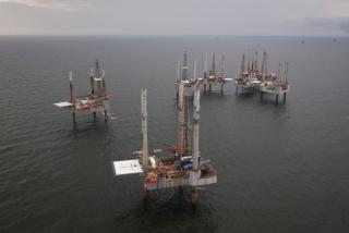 Giá dầu tăng mạnh khi bão Ida làm đình trệ hoạt động sản xuất tại Mỹ